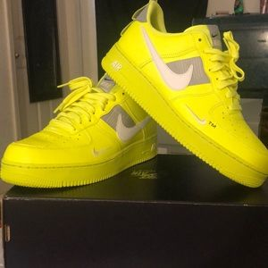 Neon Air Force One
